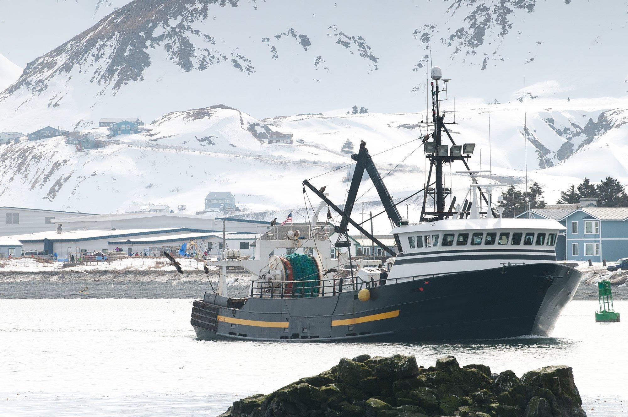 Case Study: Alyeska Seafoods