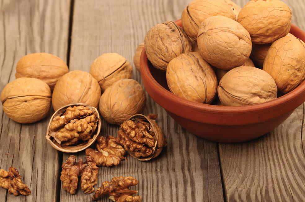 pf grading for walnuts
