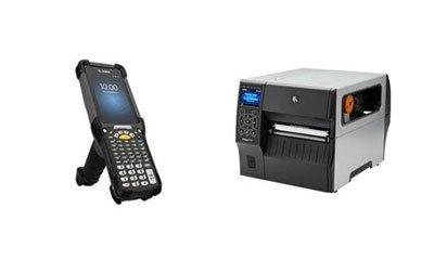 ParityFactory Hardware Integrations - Zebra Scanners & Printers